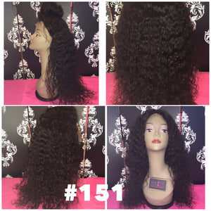 "22"" Body Wave, full lace"