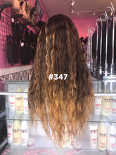 "24"", Body Wave, Custom Color, Full Lace"