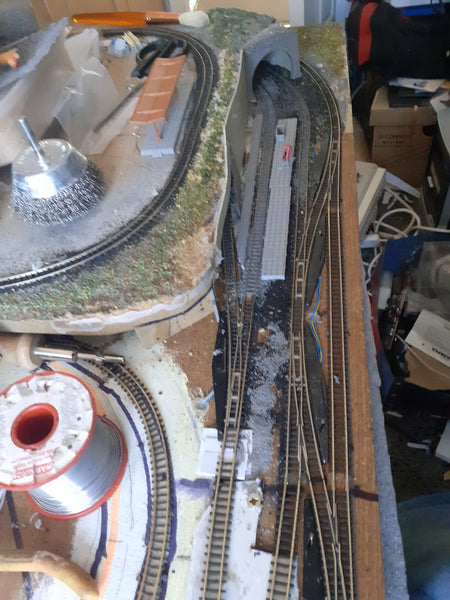In Development Z Gauge Layout From Scratch