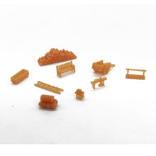 将图片加载到图库查看器,Country Farm Tool Accessory Set N Scale 1:160