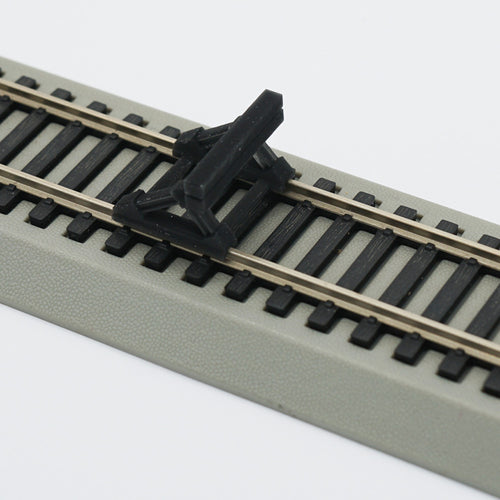 Train Track Rail Buffer / Stop x4 HO OO Scale Outland Models Railway Scenery