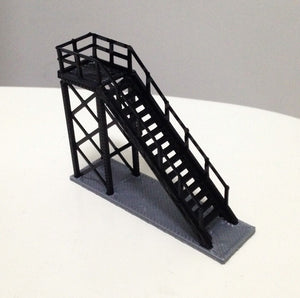 High Command / Signal Platform for Station HO OO Scale Outland Models Railway