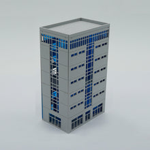 Load image into Gallery viewer, Outland Models Railway Scenery Layout Modern Office Building N Scale