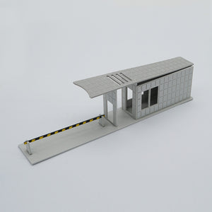 Outland Models Railway Scenery Layout Entrance Booth Ho Scale