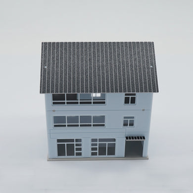 Outland Models Railway Scenery Layout Asian Style House N Scale