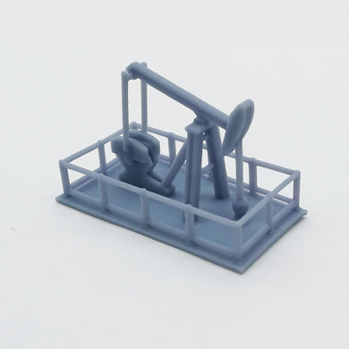Outland Models Model Railroad Industrial Oilfield Oil Pump Jack 1:220 Scale Z