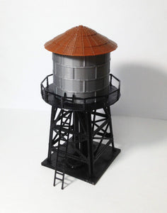 Trackside Water Tower HO Scale 1:87 Outland Models Train Railway Layout