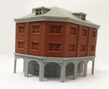 Load image into Gallery viewer, City Classic Corner Shop / Market N Scale Outland Models Train Railway Layout