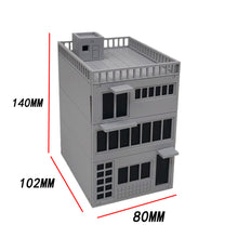 Load image into Gallery viewer, 3-Story City Shop 1:87 HO Scale