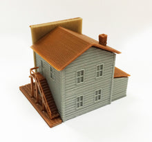 Load image into Gallery viewer, Old West Shop / Store N Scale 1:160 Outland Models Train Railway Layout