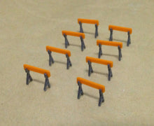 将图片加载到图库查看器,Road Construction Accessories Set HO OO Scale 1:87 Outland Models Railroad