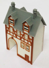 Load image into Gallery viewer, Half Timbered House (with Passage) N Scale Outland Models Train Railway Layout