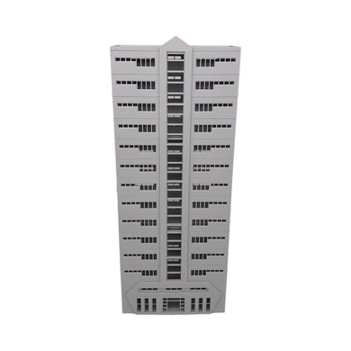 Skyscraper Building (Triangle Top) N Scale