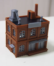 Load image into Gallery viewer, Industrial Building Factory / Warehouse STACKABLE N Scale Outland Models Railway