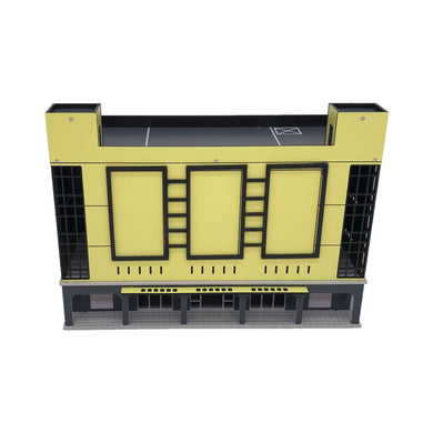 Modern Grand Shopping Mall Building N Scale