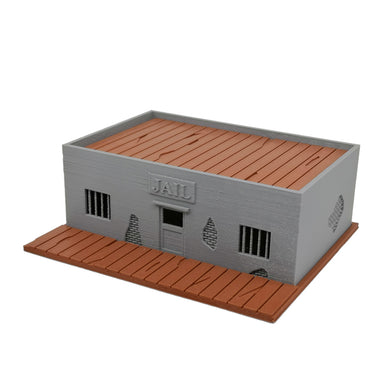 Bloody West Series Jail Terrain 28mm Scale