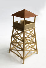 Load image into Gallery viewer, Country Watchtower / Lookout Tower (tall) HO Scale Outland Models Railway Layout