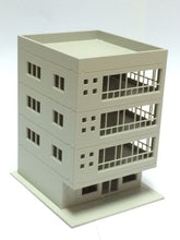 Load image into Gallery viewer, Modern 4-Story Office Building Unpainted N Scale 1:160 Outland Models Railway