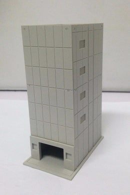 Modern Downtown Stylish Tall Building N Scale Outland Models Railway