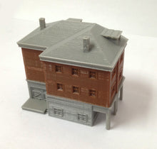 Load image into Gallery viewer, City Classic Corner Shop / Market Z Scale Outland Models Train Railway Layout