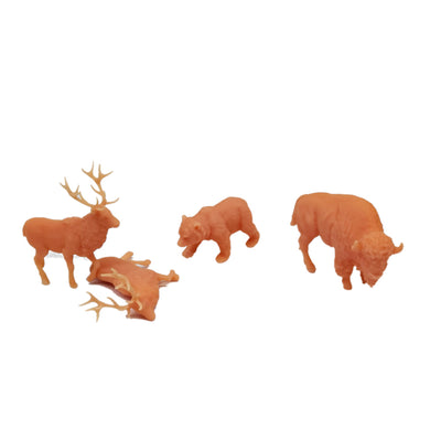 American Frontier Wildlife 1:48 O Scale