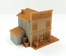 Load image into Gallery viewer, Old West Style Shop / Store Z Scale 1:22 Outland Models Train Railway Layout