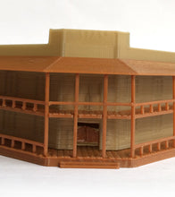Load image into Gallery viewer, Old West Large Saloon Building Z Scale 1:220 Outland Models Train Railway Layout