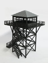 Load image into Gallery viewer, Watchtower / Lookout Tower OO HO Scale Outland Models Railway Scenery Miniature
