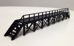 Maintenance Platform for StationEngine House HO OO Scale Outland Models Railway