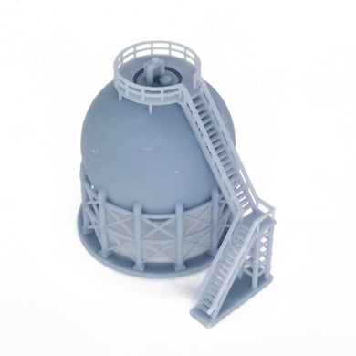 Industrial Spherical Storage Tank 1:160 N Scale Outland Models Railroad Scenery