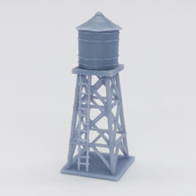 Load image into Gallery viewer, Western Country Accessory Set Windmill, Water Tower, Shed...1:160 N Scale Outland Models Railway Scenery