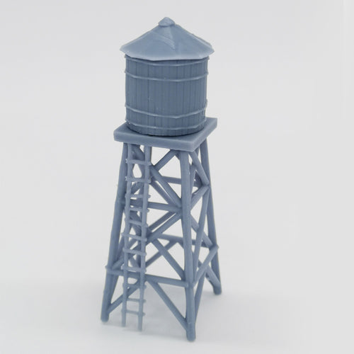 Western Country Accessory Small Water Tower 1:87 HO Scale Outland Models Railway Scenery