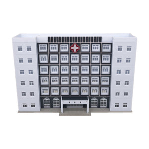 Modern Large Hospital / Medical Centre N Scale