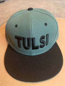 Tulsi Herb Hat - Gray/Black