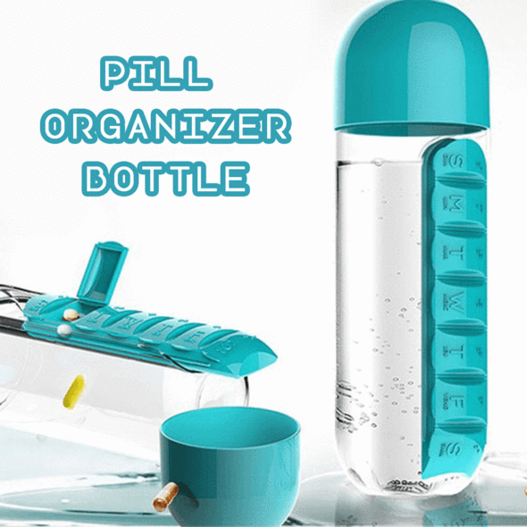 Pill Organizer Bottle