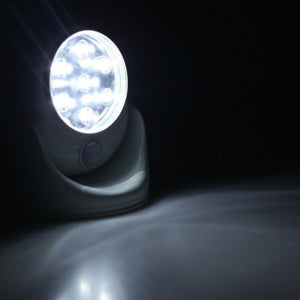 Cordless Motion Sensor LED Light
