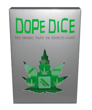 Dope Dice Party Game