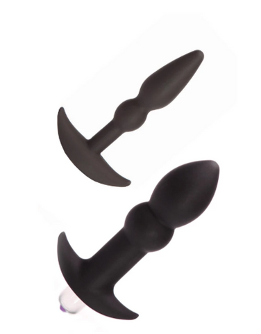 Tantus Perfect Plug Kit Black