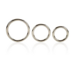 3 Metal O-Ring Set