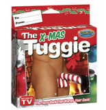 The X-Mas Tuggie Candy Cane Red White