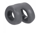 Hunkyjunk CONNECT Silicone Dual Cockring, Stone