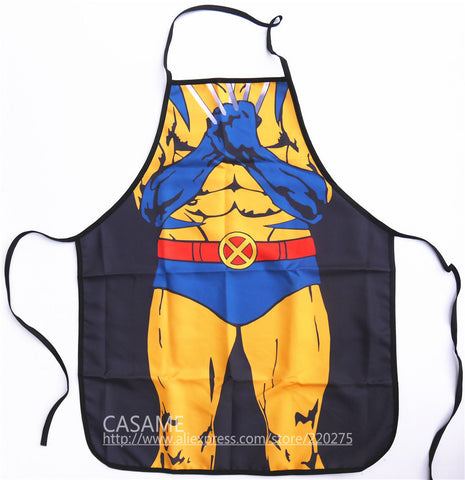 Wolverine X-men Cooking Apron