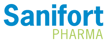 Sanifort Pharma logo