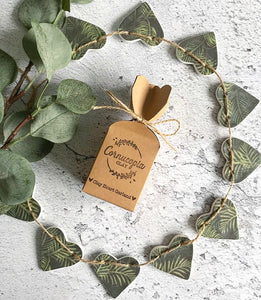 Jungle Leaf Garland - Cornucopia Clay