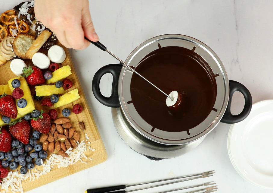 Perfect Chocolate Fondue