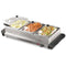 HomeCraft™ 3-Station 1.5-Quart Stainless Steel Buffet Server & Warming Tray