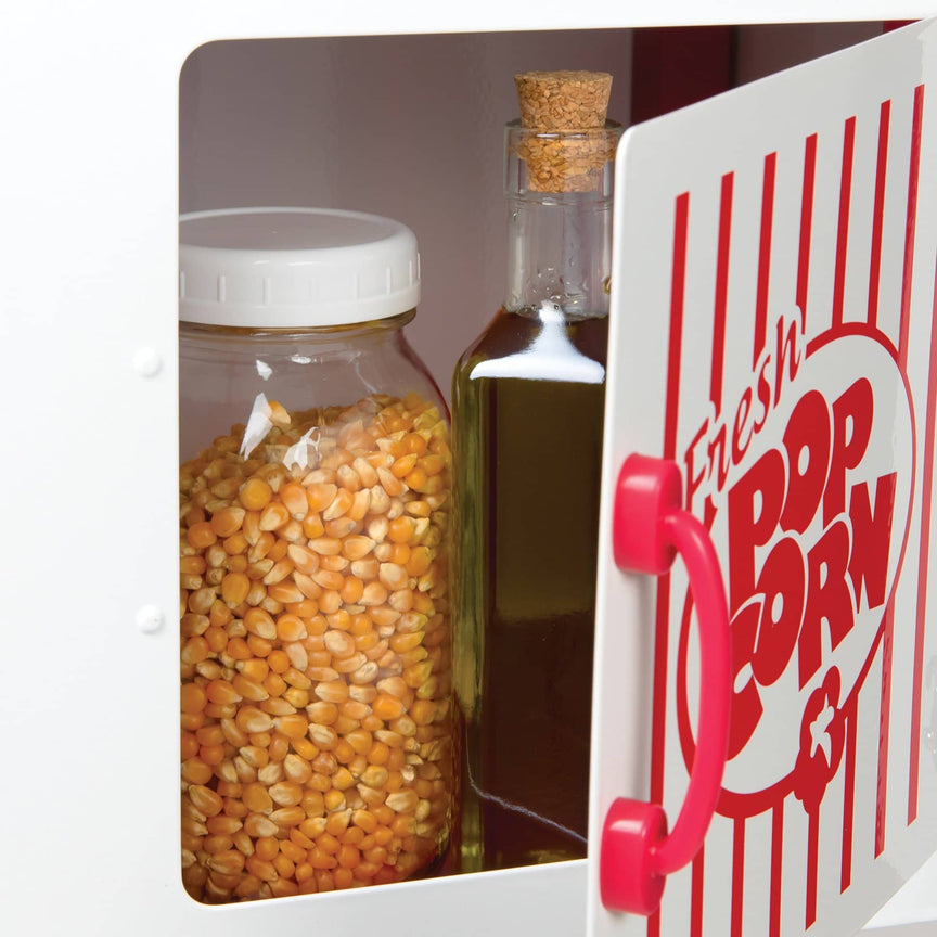2.5-Ounce Popcorn Cart - 48 Inches Tall