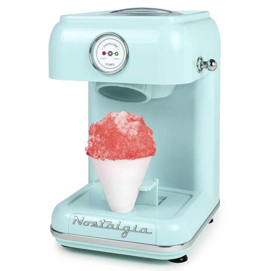 Classic Retro Single Countertop Snow Cone Maker