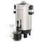 HomeCraft™ Quick-Brewing 1000-Watt Automatic 30-Cup Coffee Urn, Stainless Steel