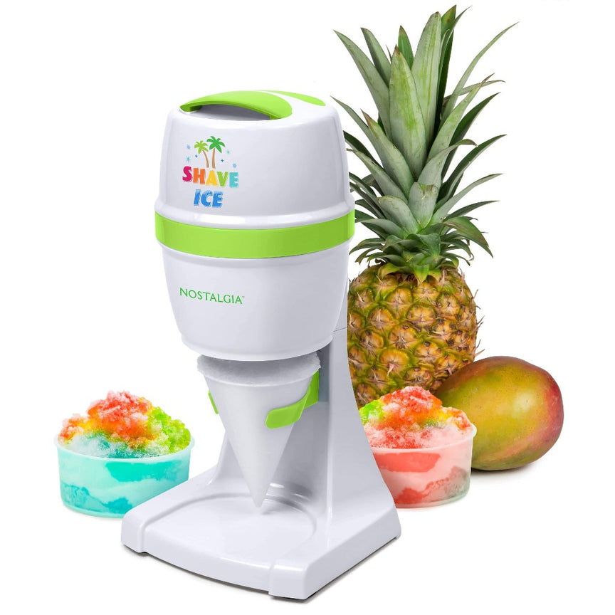 Electric Shave Ice & Snow Cone Maker